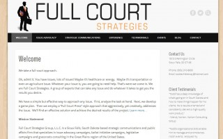 full court strategies