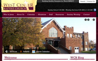 West Center Baptist Church