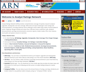 arn website