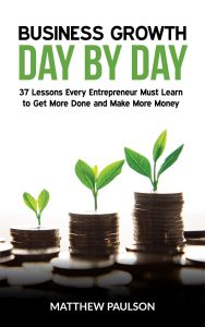 Business Growth Day by Day Cover