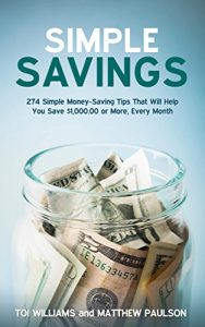 Simple Savings Book