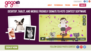 photo contest site for animal shelters