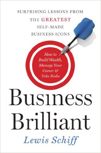 Business Brilliant is one of the best business books for entrepreneurs