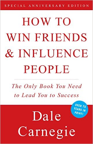 How to win friends and influence people is one of the best business books for entrepreneurs
