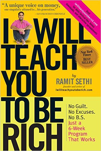 I will Teach you to be rich is one of my favorite personal finance books