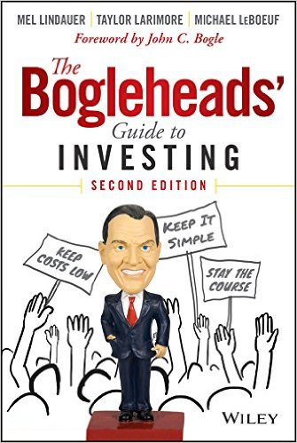 The Boglehead's Guide to Investing is one of my favorite investing books