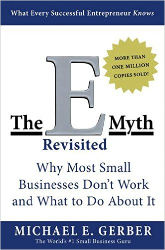 The E-Myth Revisited is one of the best business books for entrepreneurs