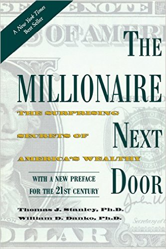 The Millionaire Next Door is one of my favorite personal finance books