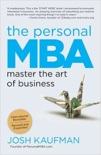 The Personal MBA is one of the best business books for entrepreneurs