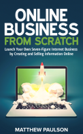Online Business from Scratch book cover
