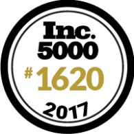 inc 5000 number 1620 badge